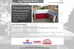 Roofer site | http://www.nigelhaymanroofing.co.uk/